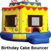 Birthday Cake Bouncer